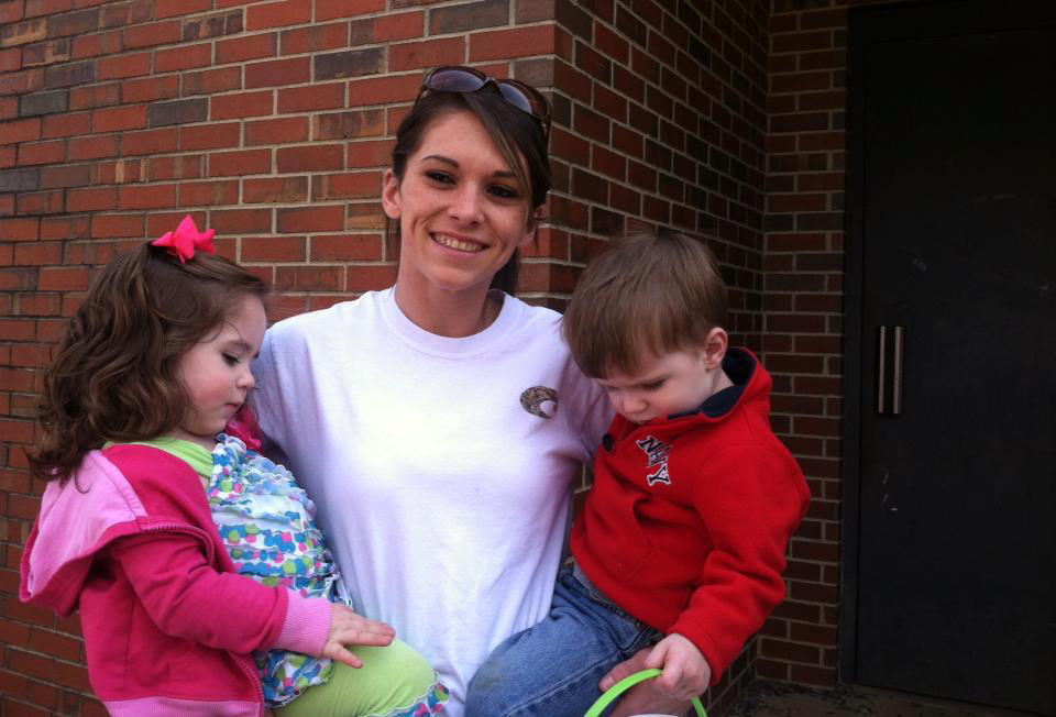 teacher with 2 toddlers at a Preschool & Daycare Serving Greenville, AL