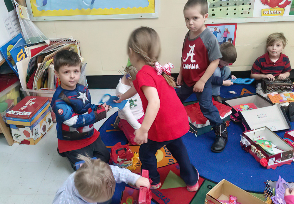 A High-Quality Preschool Education Means School Readiness