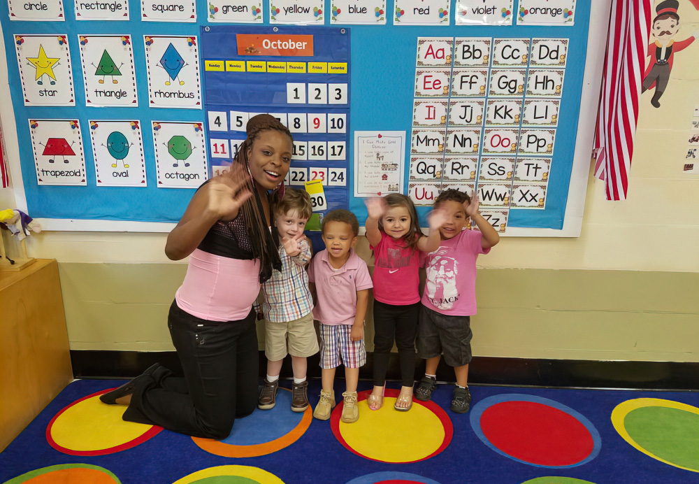 Highly Qualified Teachers Guide Your Child's Early Learning