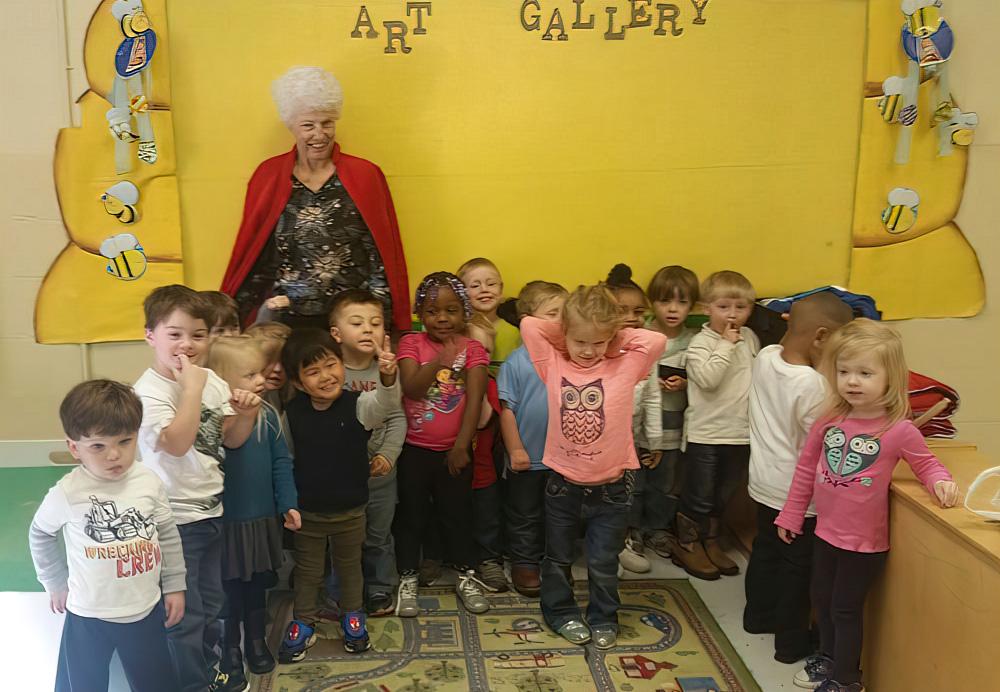 Highly Qualified Teachers Help Children Soar