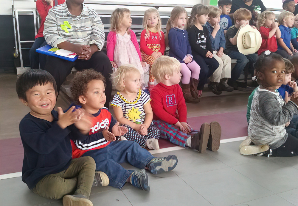 Giving Your Child A Sense Of Community Through Events